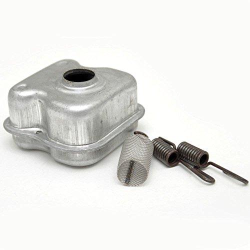 Craftsman 530071396 Line Trimmer Muffler Genuine Original Equipment Manufacturer (OEM) part for Craftsman, Weed Eater, Poulan, & (Line Muffler)