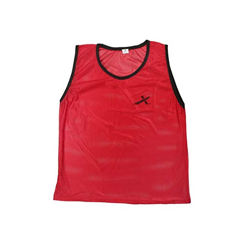 [Small size] Vector X Training Bibs (Red)
