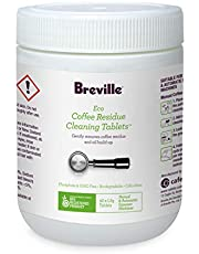 Breville Eco Coffee Residue Cleaner, 40 Pack, Clear, BES013CLR
