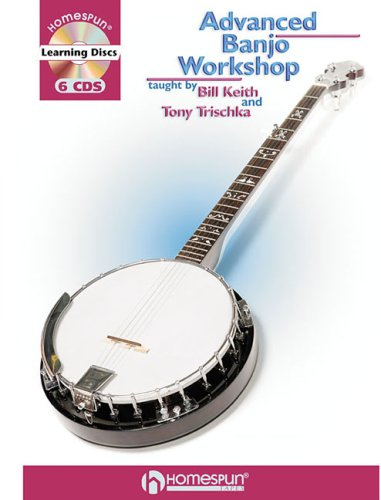 THE ADVANCED BANJO WORKSHOP (BOOK/CD PACKAGE)