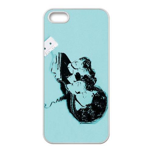 B8L33 les beatles portraits X5J1FD coque iPhone 4 4s cellulaire cas de téléphone couvercle coque blanche WU1GTQ0JE