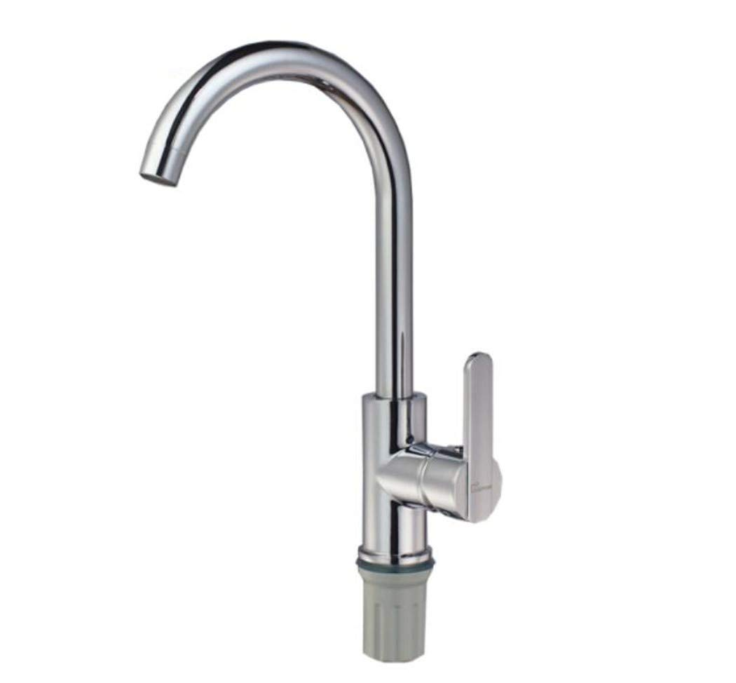 Taps Mixer Swivel Faucet Sink Copper Cold and Hot Kitchen Faucet Sink Dishwasher Faucet Kitchen Faucet