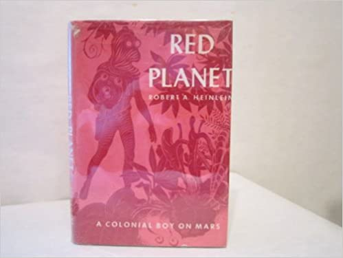 Red planet,: A colonial boy on Mars;