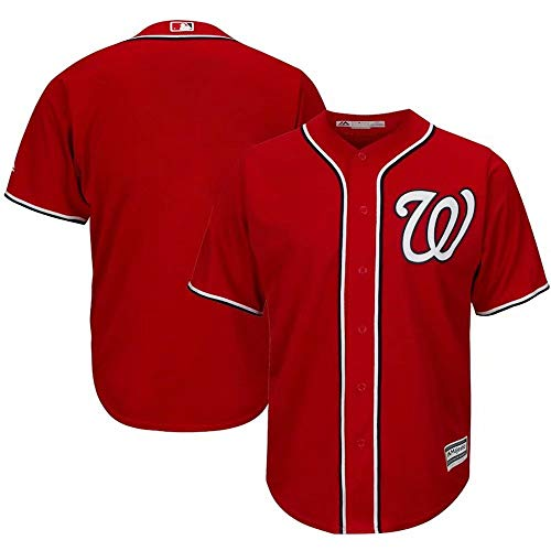 '47 Baseball Jersey Washington Nationals Personalized T-Shirt Customize Name and Numbe Short Sleeve Sportswear for Men Women Kids Youth