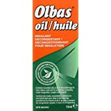 Olbas Oil for Blocked Nose, 15-Milliliter