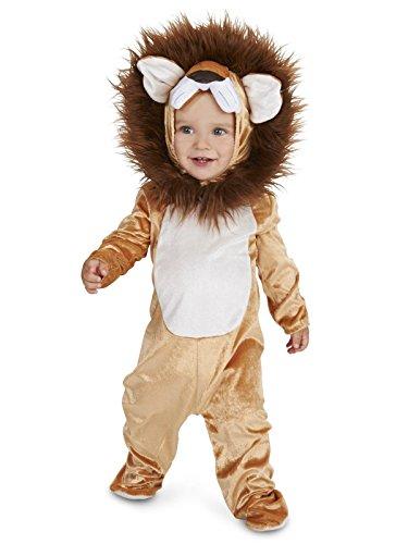 Lion Costumes For Infant (Lion Infant Dress Up Costume 6-12M)