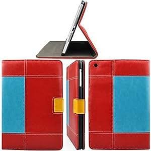 conseguir Angibabe Tres colores del cuero del soporte para el iPad mini , Amarillo