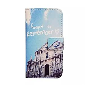 HJZ PU Leather Graphic Full Body Cases for Samsung Galaxy A7