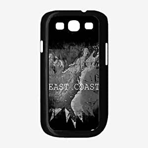 East Coast Plastic Phone Case Back Cover Samsung Galaxy S3 I9300