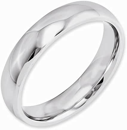 Perfect Jewelry Gift Cobalt Polished 5mm Band
