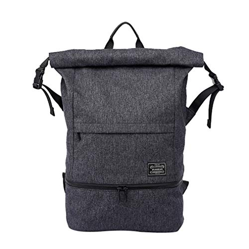 nera For Backpack bicicletta Casual Chenqi Laptop in Scuola Travel qwFf8g