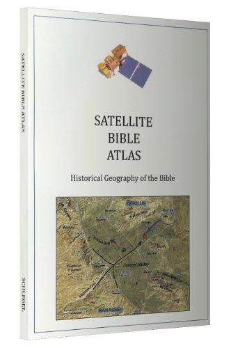 The Satellite Bible Atlas by William Schlegel (2013-05-03)