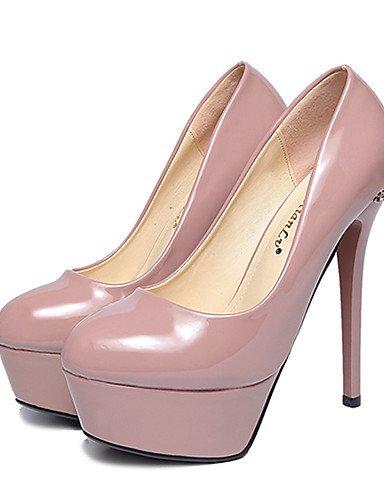 GGX/Damen Heels Frühjahr/Herbst Heels Kunstleder Hochzeit/Party & Abend Stiletto Heel Sparkling Glitter andere pink-us6 / eu36 / uk4 / cn36