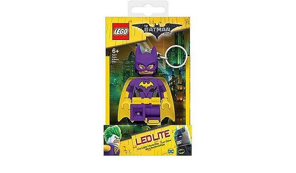 Nuevas Lego Batman Película Batgirl Llavero con luz luces ...