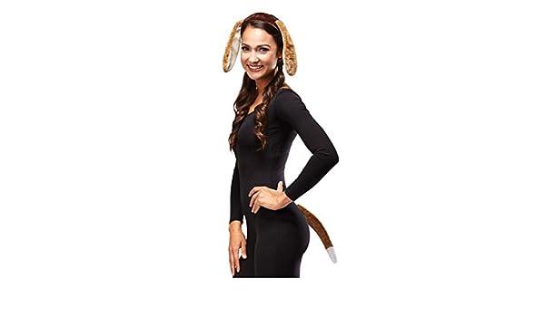 Horror-Shop Disfraz de perro set 2 piezas: Amazon.es ...