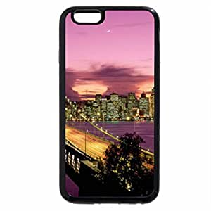 iPhone 6S Plus Case, iPhone 6 Plus Case, Bay Bridge, San Francisco