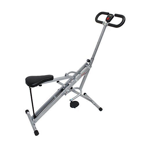 Sunny Health & Fitness Upright Row-N-Rider Rowing Machine