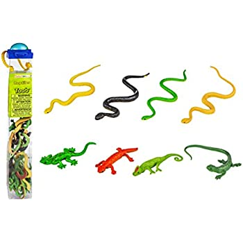 Amazon.com: Safari Ltd Frogs and Turtles TOOB: Toys & Games