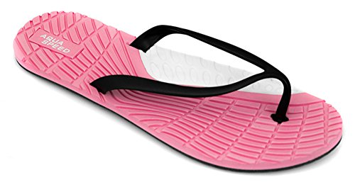 Spiaggia 36 41 Speed Donne Infradito Pink Farbe Bahama Aqua Weiß 03 xwA4YqC7A
