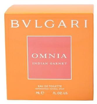 Bvlgari Omnia Indian Garnet EDT Spray for Women, 1.35 Ounce