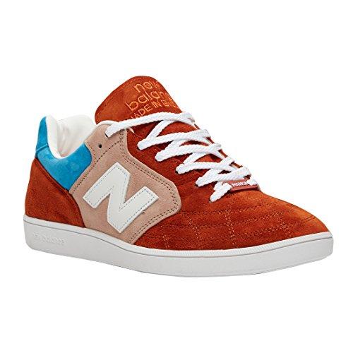 New Balance, Sneaker uomo marrone marrone
