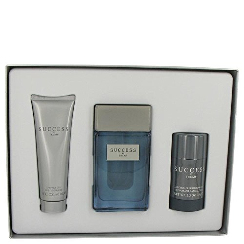 Success by Donald Trump Gift Set -- 3.4 oz Eau De Toilette (3.4 Ounce Alcohol)