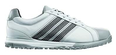 ADIDAS, Men's 2013 Adidas AdiCross Tour Spikeless Golf Shoes Regular Fitting - Color White (US 10 (EU 43))