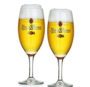 König Pilsener - Vaso de cerveza