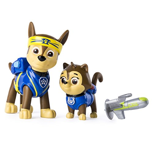 Paw Patrol - Pup-Fu Chase and Kitty - Rescue Set