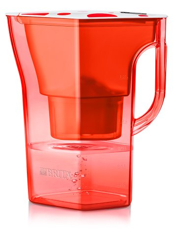 Brita 048 143 Wasserfilter Navelia Cool orange sunrise