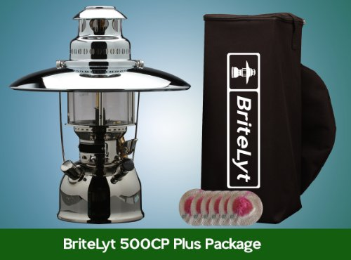 BriteLyt/Petromax USA 500CP/XL Pressure Lantern Plus Package by BriteLyt XL/Petromax USA (Image #3)