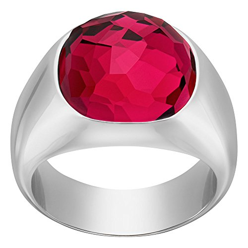 Swarovski Dot Red Ring