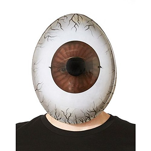Costume Beautiful Giant Eye Ball Mask]()