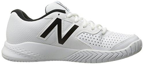 New Balance 696v3, Scarpe da Tennis Uomo White/White