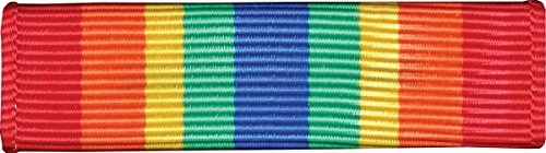 Army Service-Ribbon (Medal Service Army)
