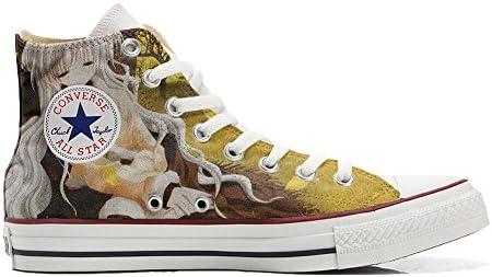 MYS Sneakers Original USA Cutomized - Personalisierte Schuhe (Handwerk Produkt) - Style Vintage - Herbst