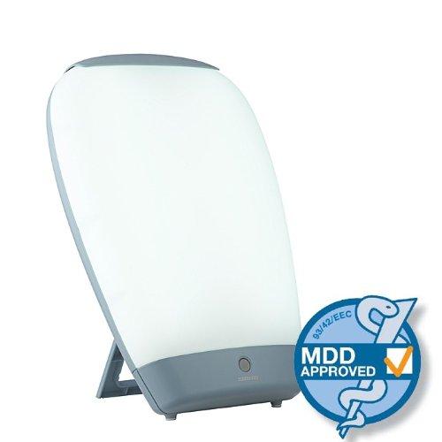 Melissa Daylight WL3 Lichttherapiegerät Lichtdusche 10.000 LUX 2 x 36W energiesparende Philips Röhren