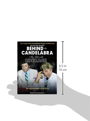 Behind the Candelabra: My Life With Liberace by Tantor Audio (Image #1)