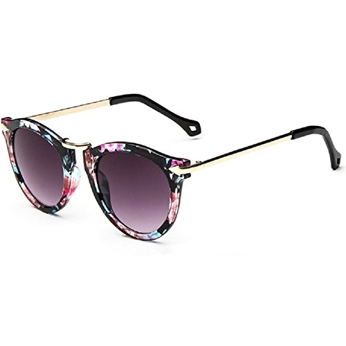 [O-C Women's Classical wayfarer Sunglasses] (James Bond Womens Costumes)