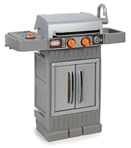 Amazon.com: Little Tikes Cook 'n Grow BBQ Grill: Toys & Games