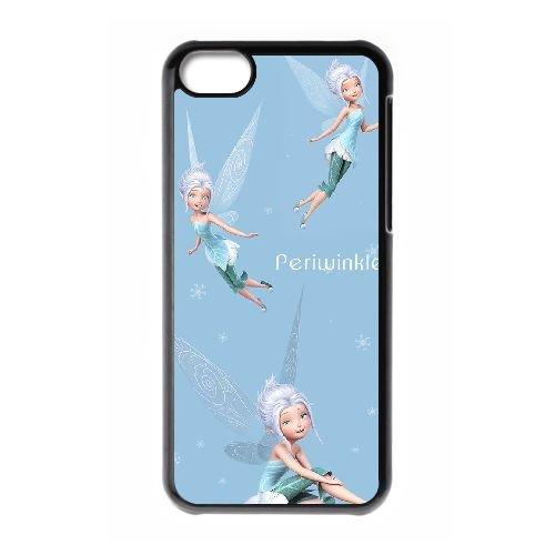 Periwinkle Disney 005 coque iPhone 5C Housse téléphone Noir de couverture de cas coque EEEXLKNBC19971