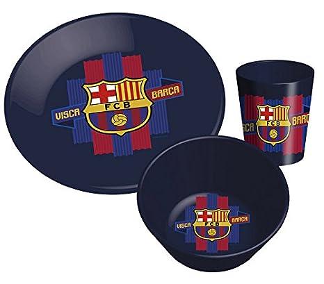 FCBARCELONA Set de desayuno plastico de Fc Barcelona (2/24)