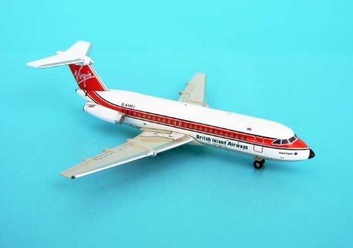 Daron JC4VAA003 Jcwings Virgin Atlantic Airways BAC111 (Virgin Atlantic Model compare prices)