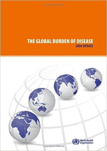 Buy The Global Burden of Disease 2004 Update Book Online at
