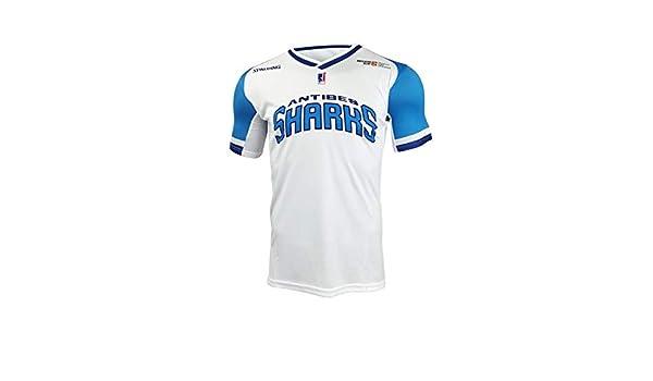 Antibes Sharks Camiseta Oficial del hogar 2019-2020