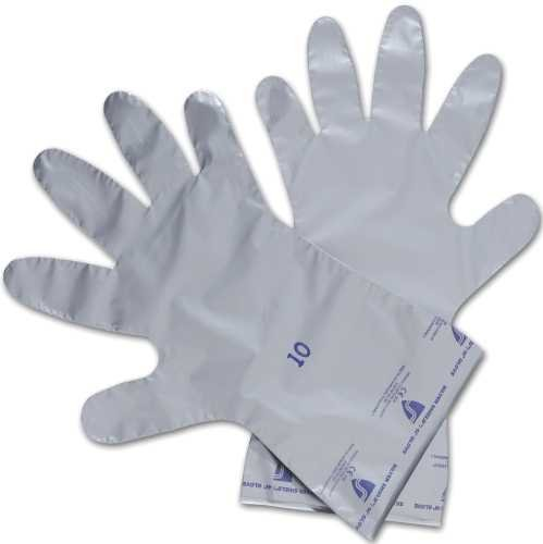 Honeywell SSG/9 Silver Shield, SSG Gloves Size 9, 1'' Height, 5'' Width, 14.5'' Length