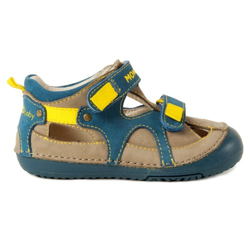 Image of Momo Baby Boys Thomas Leather Sandals Toddler US 4 & 7