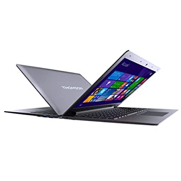 Thomson TH14-N4.128Y10 Ordenador portatil - Ordenador portátil (Portátil, Touchpad, Windows 8.1 , Negro, Concha, 802.11g, 802.11b, 802.11n): Amazon.es: ...
