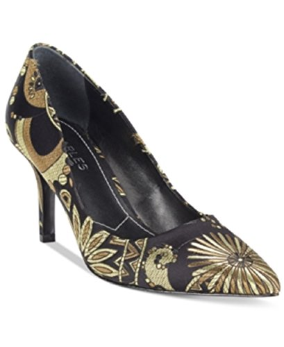 Charles by Charles David Women's Sasha' Pointy Toe Pump, Size 8 M - Black