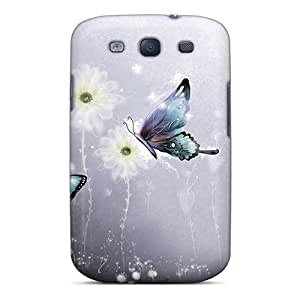 DaMMeke Galaxy S3 Well-designed Hard Case Cover Butter Life Protector